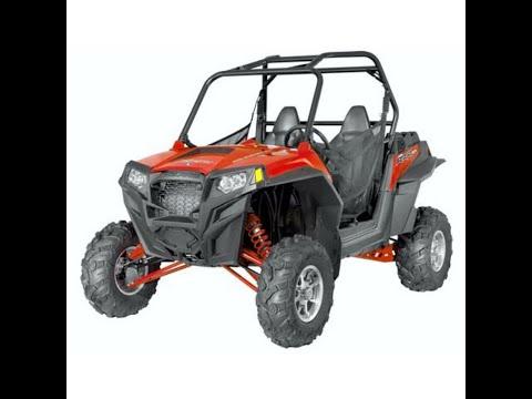 Polaris RZR XP 900 (20112013)  Service Manual  Wiring