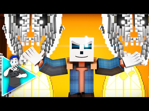 "UNDERTALE SANS LAGU ""Judgement"" (Minecraft Animation By EnchantedMob)"
