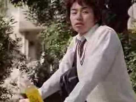 武田航平 CCレモン CM スチル画像。CM動画を再生できます。
