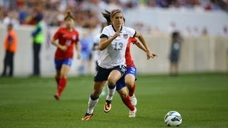 Alex Morgan ● Goals 2010-2013 HD