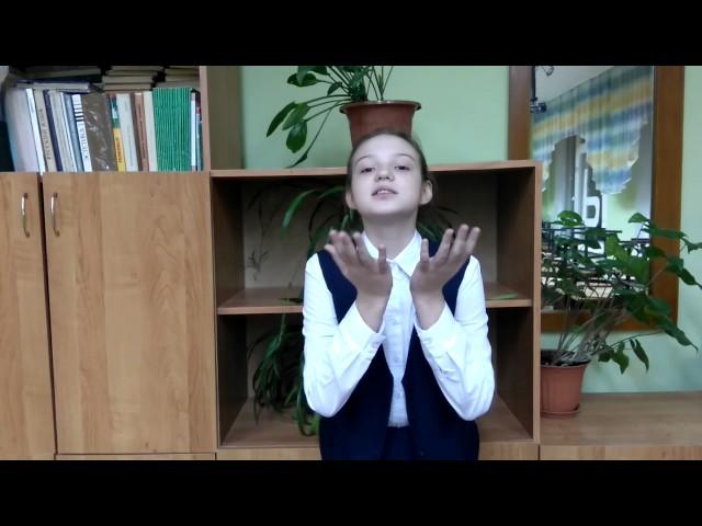 Изображение предпросмотра прочтения – ЕкатеринаВладимирова читает произведение «Ворона и Лисица» И.А.Крылова