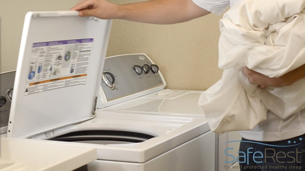 How To Launder A Mattress Protector