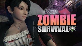 GTA 5 Mod Zombie Survival - SURVIVOR HANDAL !! - Part 1