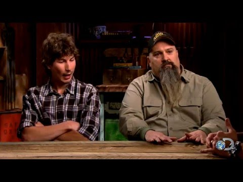Parker and Todd Have It Out on 'The Dirt'  Gold Rush