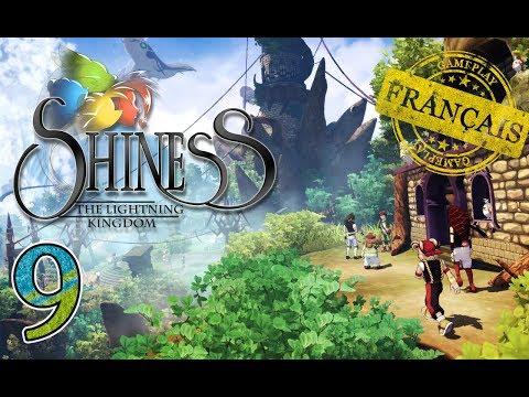SHINESS Ep.9 [Gameplay FR] - LE PALAIS DE MEOS (1ère partie)