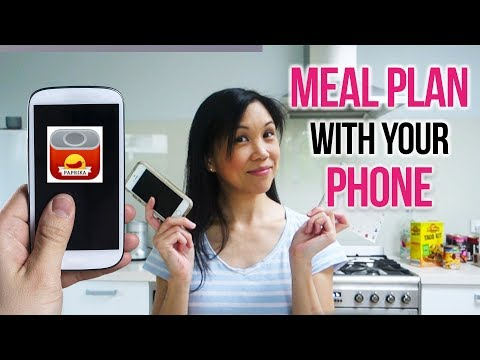 Shopping List App For Smartphone   How To Meal Plan Fast