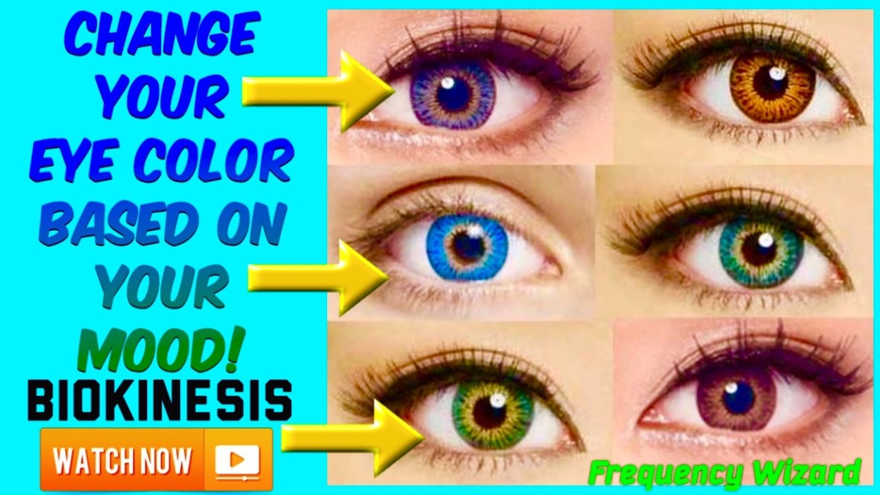 Colour Effects On Mood change your eye color based on your mood (experimental) - powerful