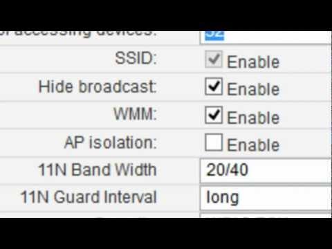 How to Configure a Huawei EchoLife HG521 Modem-Router (Wi-Fi Setup)
