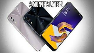 Asus Zenfone 5 | 3 Months later