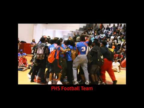 Plantation high school (pep rally)