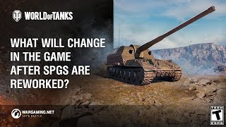 World of Tanks: Reworking SPGs. Changes Overview.