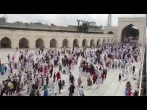 Eid-ul-Fitr in Dhaka