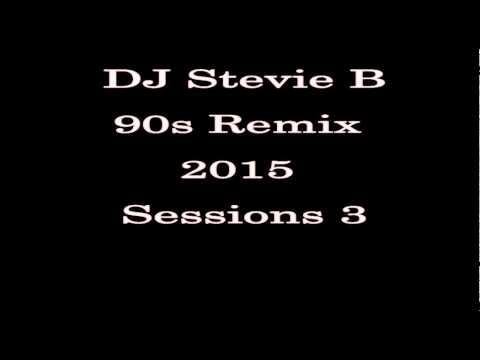 DJ Stevie B Merseyside 90s Remix 2015 Sessions 3