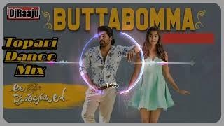 2020-telugu-dj-songs-ala-vaikunthapurramuloo-buttabomma-buttabomma-dance-mix-djraaju