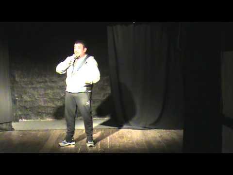 Rutina de stand up (ensayo abierto) Ch .Zunez