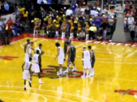 Cavaliers Tipoff Schottenstein Center