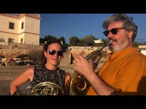 Invitation to Eric Terwilliger´s live Horn Hangout in Mallorca