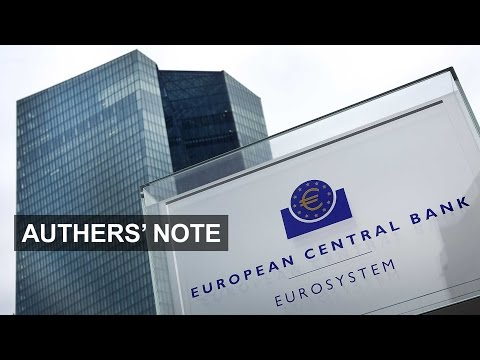 Central banks and their ammunition | Authers' Note