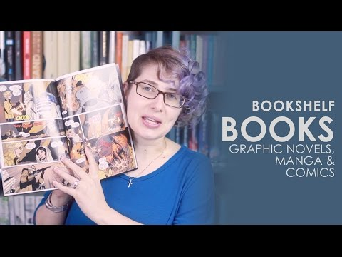 Bookshelf Books | Graphic Novels, Manga & Comics