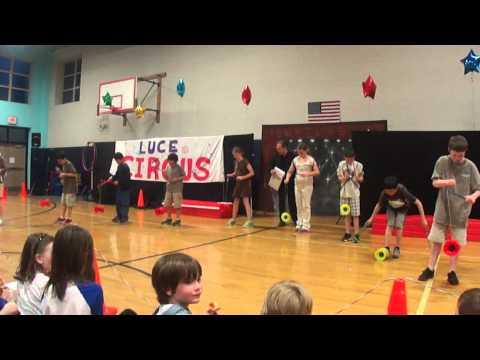 Dean S Luce Circus 5th grade