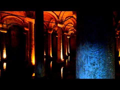 Istanbul, Sunken Palace Cistern