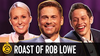 The Harshest Burns from the Roast of Rob Lowe