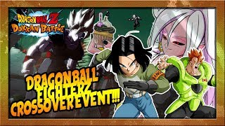 MVP ANDROID 17 IS HERE!!!! DRAGON BALL FIGHTERZ EVENT GRIND!!! Dragon Ball Z Dokkan Battle