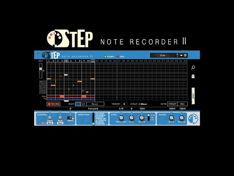 Step Note Recorder II