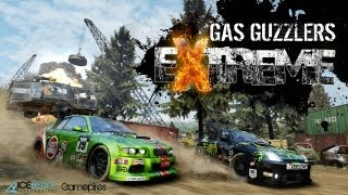 Gas Guzzlers Extreme Gameplay