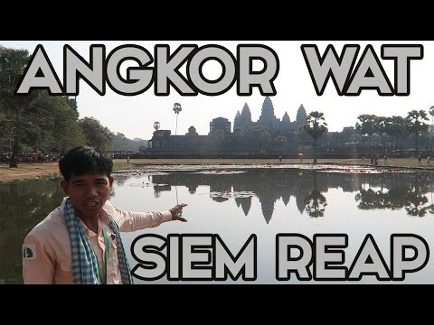 ANGKOR WAT TEMPLE TOUR SIEM REAP - JONNY'S LIVING IN THAIALND