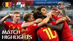 Belgium v Panama - 2018 FIFA World Cup Russia™ - Match 13