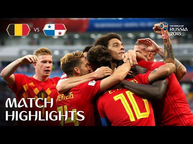 "Fifatv belgium v panama-2018 fifa world cup russiaâ""¢-match 13"