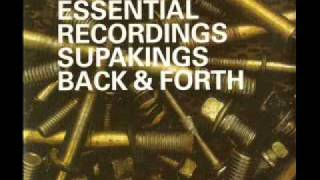 Supakings - Back & Forth (Sounds Of Life Dub) - pitched -4