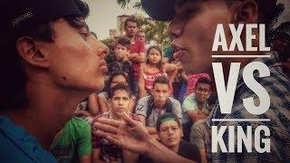 KING VS AXEL || FREESTYLE BUCARAMANGA || SKILLS MIC™