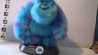Sulley roaring room guarder monsters inc
