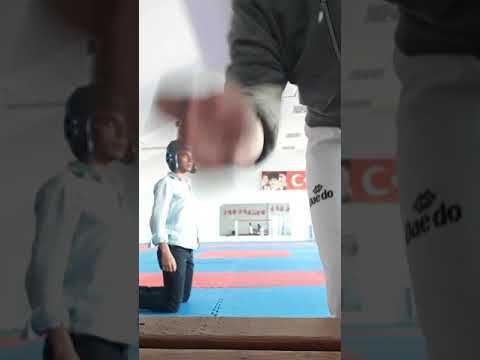 Taekwondo Bad Dollyo Chagi Failed