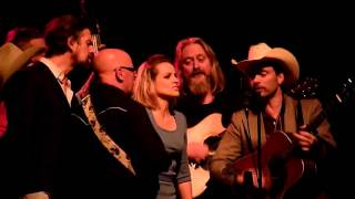 The Broken Circle Breakdown Bluegrass Band - Do I Ever Cross Your Mind -- Live At AB 21-12-2014