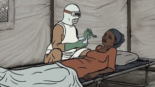 The Story of Ebola - This animated story is told by a young girl whose grandfather dies from Ebola