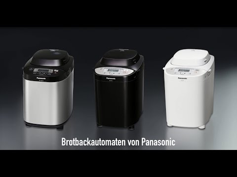 Panasonic SD-ZB2512KXE Brotbackautomat im Detail-Check