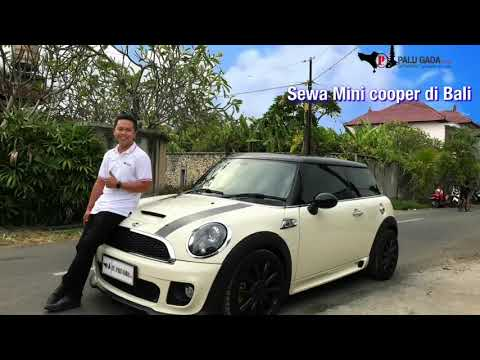 Rent a car mini cooper Bali