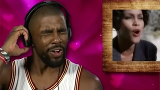 LeBron James INSANE Off-Day Workout, Kyrie Irving Sings Whitney Houston