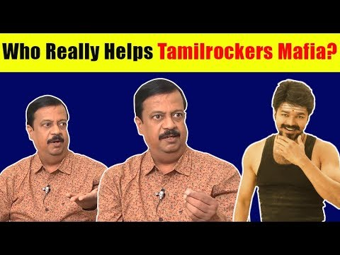 Who Really Helps Tamilrockers Mafia? Ban For Mersal Why Not Seemaraja ?? A Complete Explanation