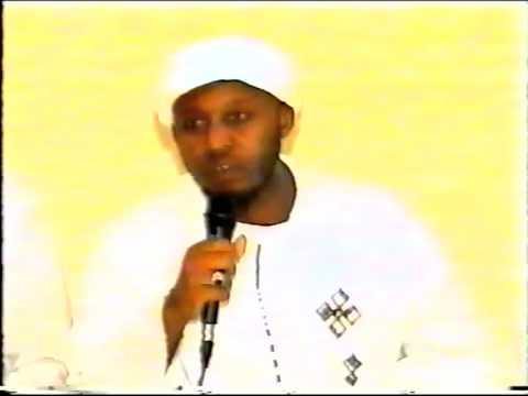 AL- FATHI BREMEN SHECKH TIGAN SECKA CONFERENCE IN DENMARK PART 3 2004
