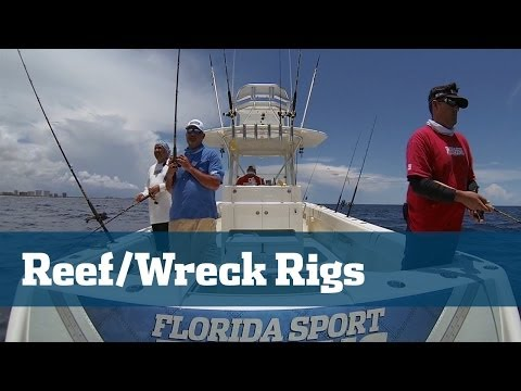 Florida Sport Fishing TV Snapper & Grouper Fishing; How To Rig For Snapper & Grouper