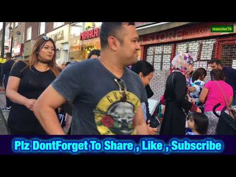Chand Raat Celebration Green Street Live From East London 2018