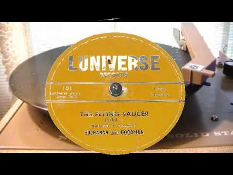 The Flying Saucer Part 1 And 2 - Buchanan And Goodman (Luniverse)
