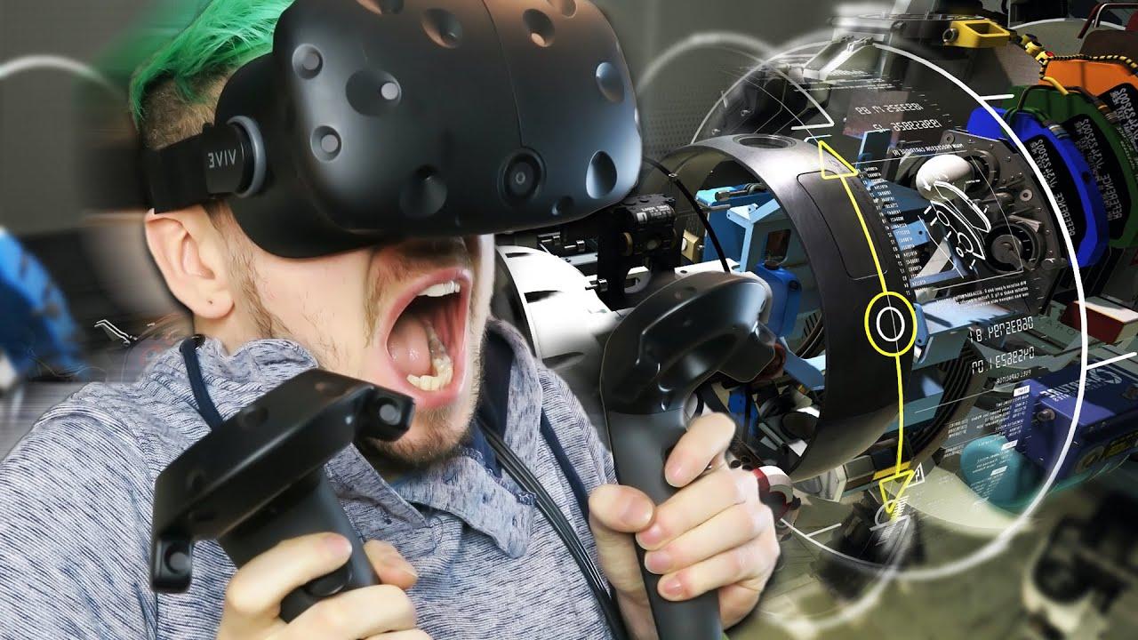 be357b278355 HTC Vive Virtual Reality