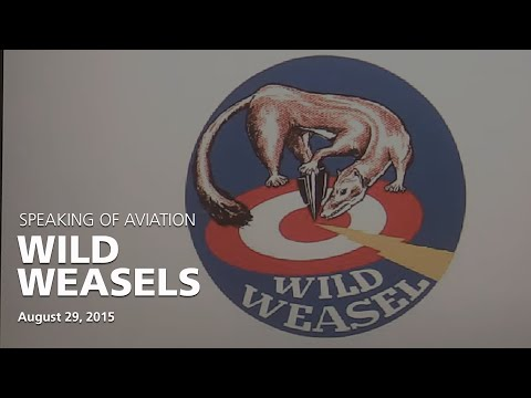 Wild Weasels at the Museum of Flight - August 29, 2015
