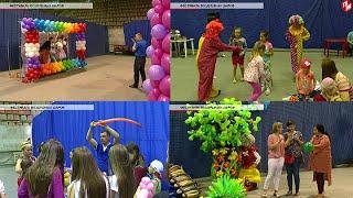 Время местное - Шоу воздушных шаров