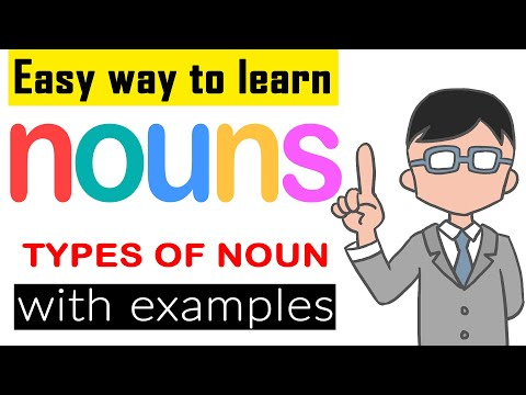 Nouns   Types of Noun with Examples